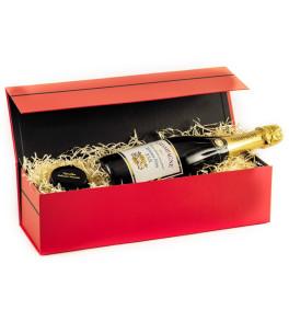 Colis Champagne personnalisé