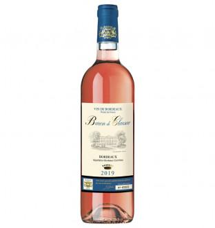 Baron de Clarsac Rosé 2019