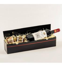 Colis Bordeaux AOC 2018 personnalisé