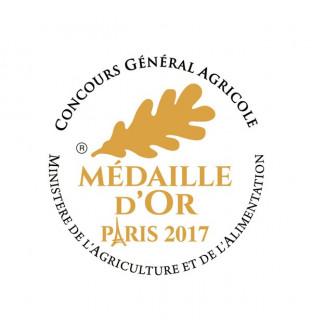 Château Le Petit Chaban 2016 Médaille d'Or