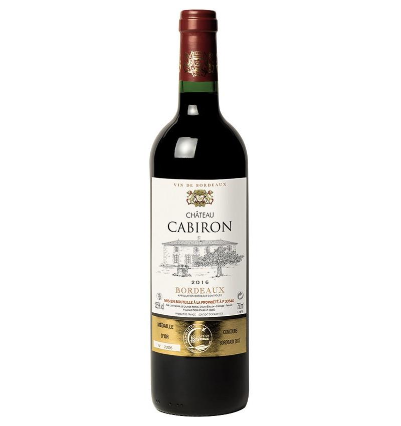 Château Cabiron 2016