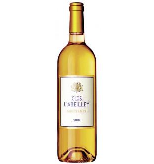 Clos L'Abeilley 2016 - Sauternes