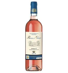 Baron de Clarsac rosé 2018