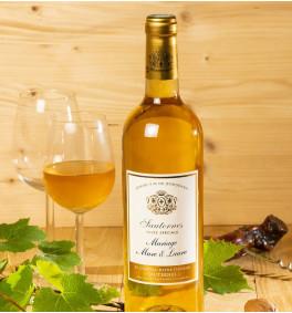 Sauternes 2010 personnalisé