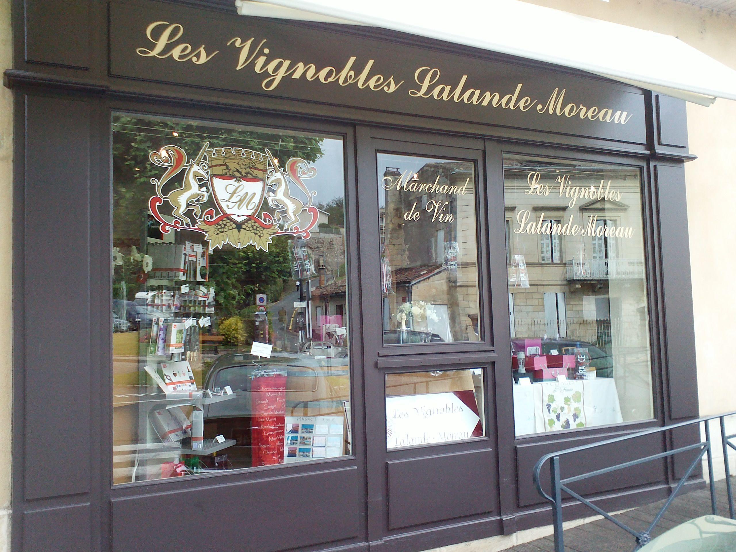 Boutique Lalande Moreau